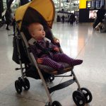 Louise's first blog – Holiday strollers!